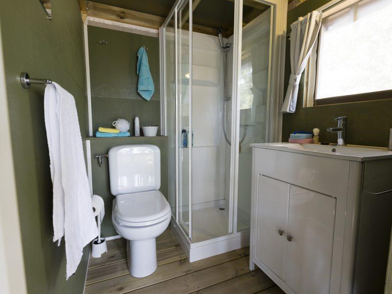 airlodge badkamer