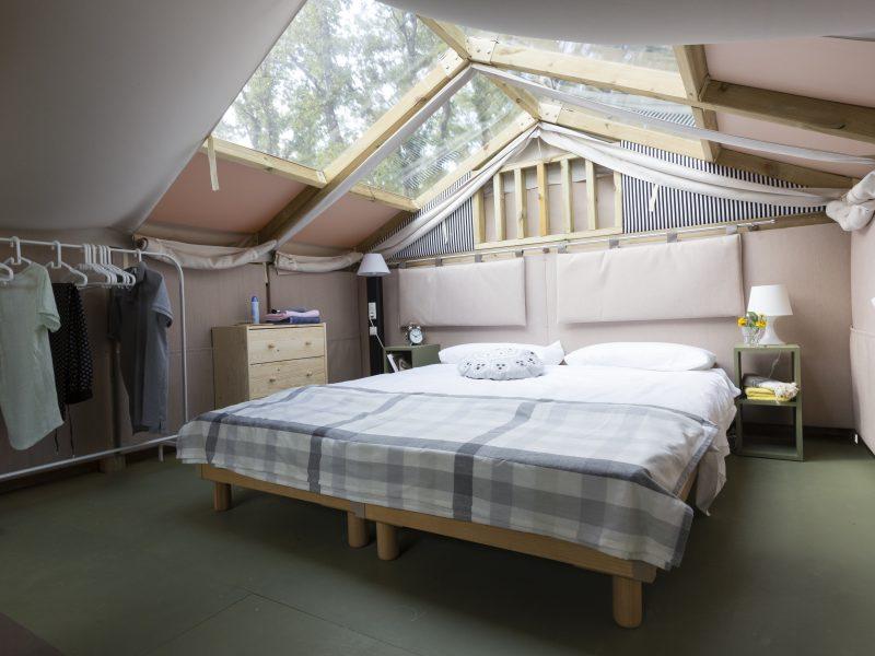 airlodge slaapkamer