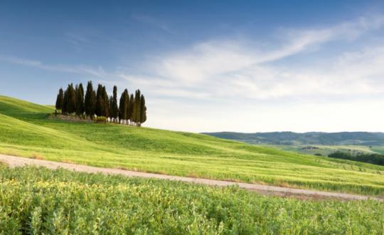 3x vakantie in een Airlodge in Toscane