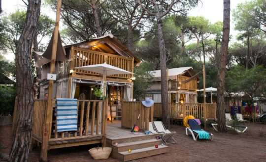 3x de leukste Airlodge in Toscane