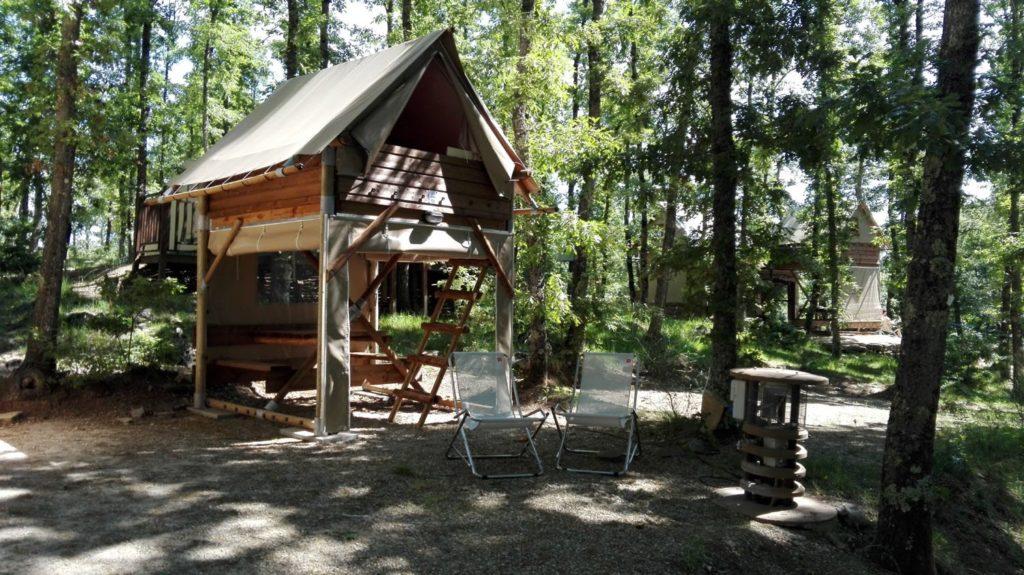 Airlodge camping Orlando in Chianti