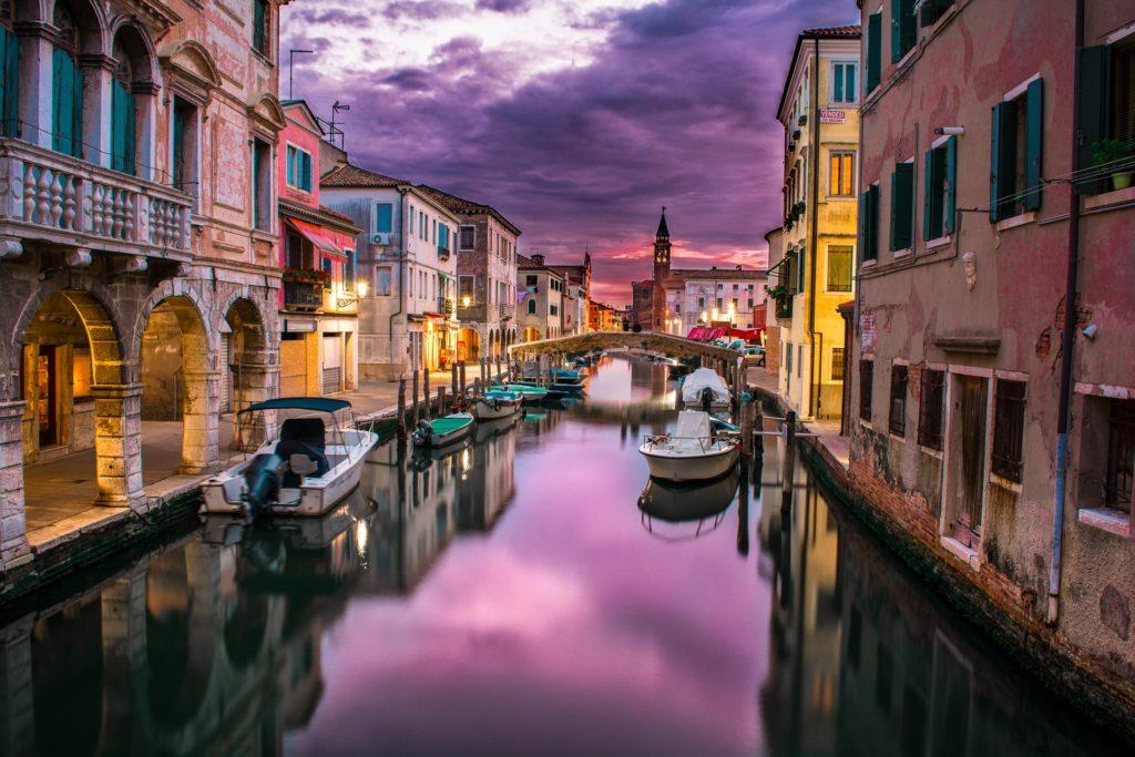 Venetië airlodge Adriatische kust
