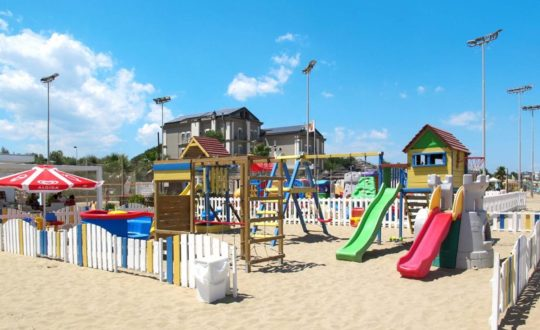 Romagna Camping Village - Airlodge.nl