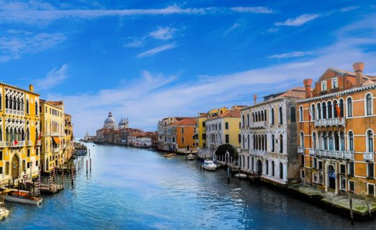 Ontdek sprookjesachtig Venetië