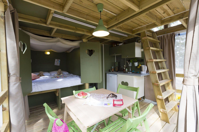 Airlodge camping Europing - Airlodge.nl