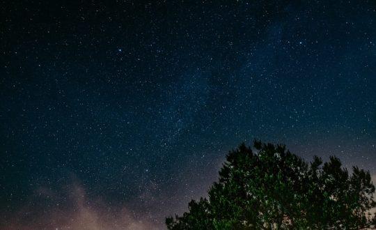 3x tips om een mooie sterrenhemel te zien