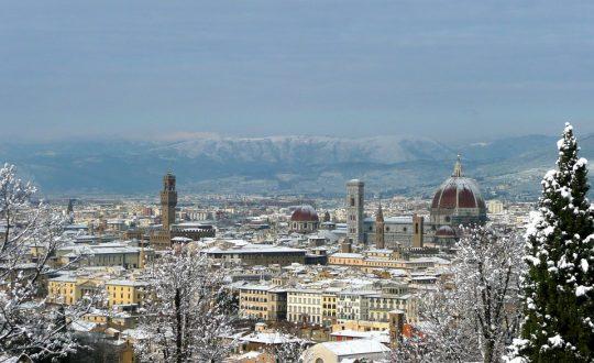 De mooiste kerststeden in Toscane