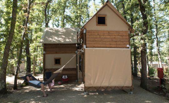 3x campings met airlodges die nog beschikbaar zijn in Italië